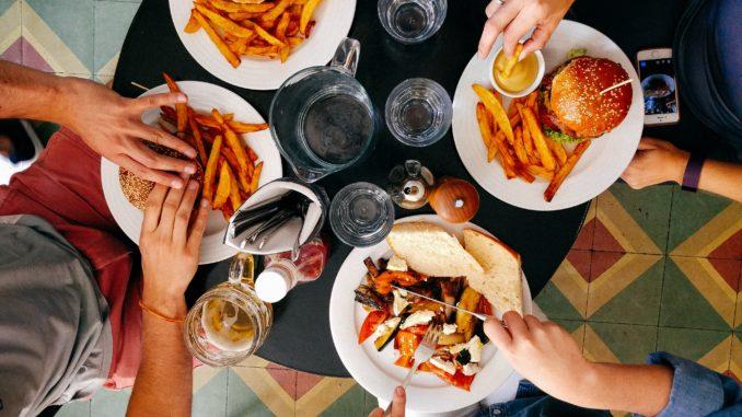 Visit London - Food guide