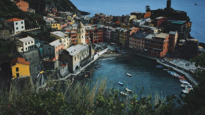 Travelling tips - Cinque Terre in Italy